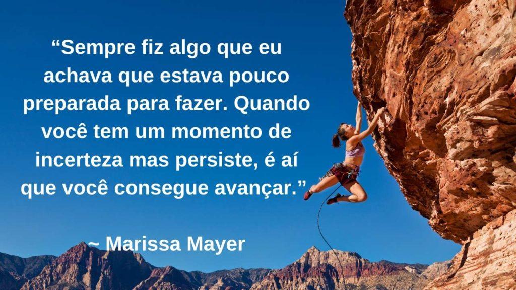 Frase inspiradora de Marissa Mayer