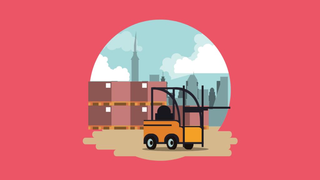 Icone representando um serviço Angular localStorage